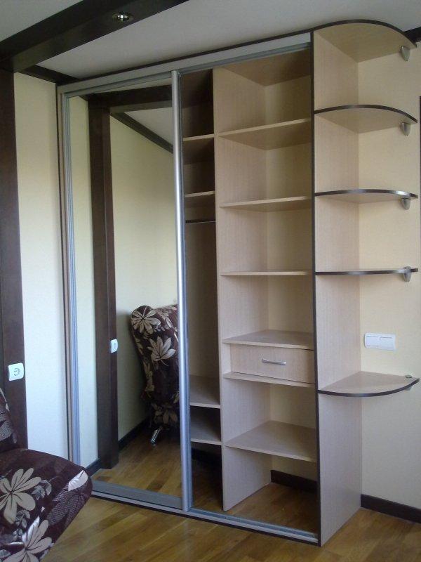 шкафа в нишу - Мебель своими руками