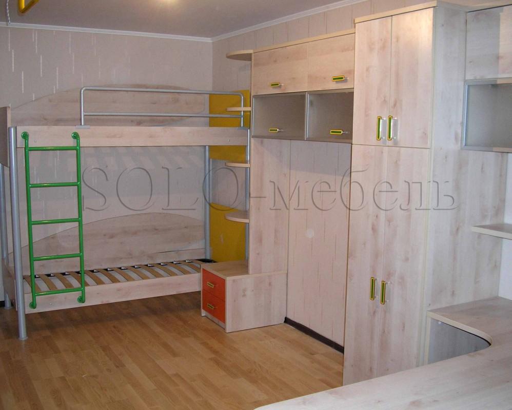 Корпусная мебель в Уфе на заказ
