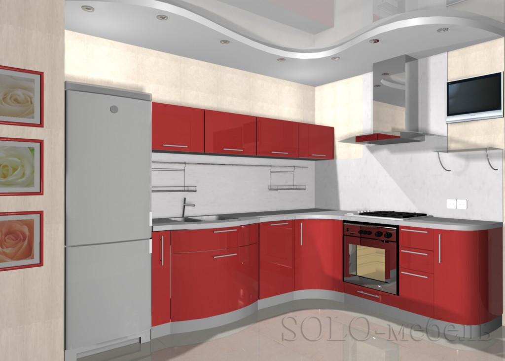 Как сделать самому дизайн проект кухни